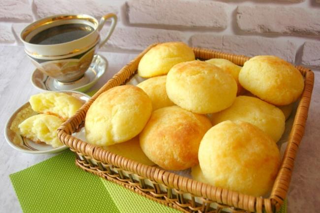 Бразильские сырные булочки Боу де Кежо