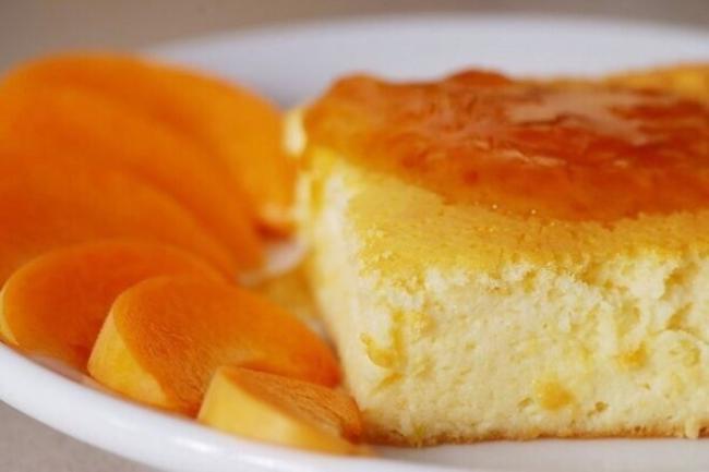 Творожно-апельсиновый чизкейк в духовке